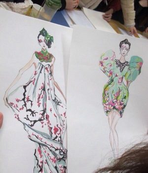 Fashion Design Illustration Course