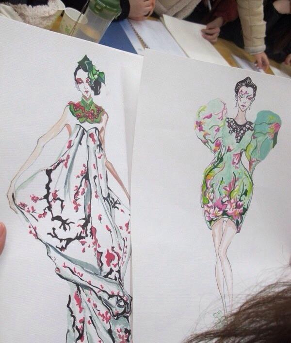 La mode college fashion design courses fashion courses Fashion designing course subjects