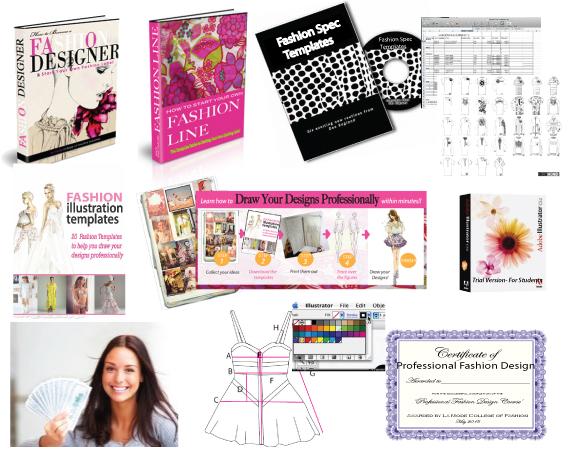 Fashion Design Course Certificate Online