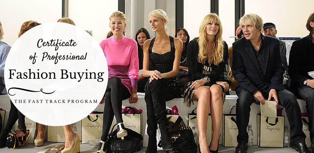 fashion buying course- online fashion course- La Mode College