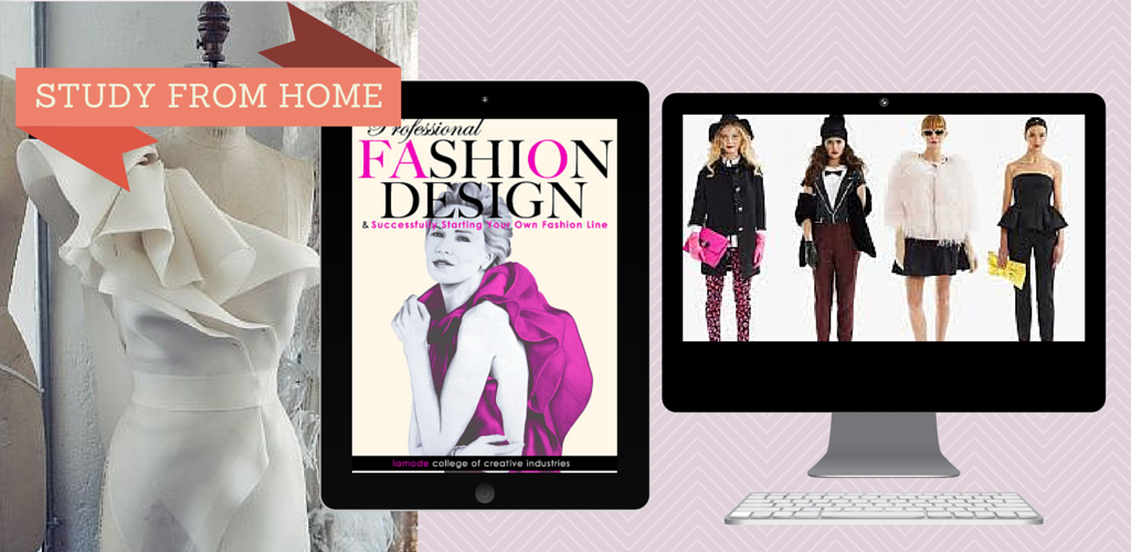 Study Fashion From Home Online Course