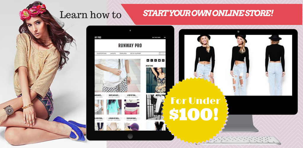 how to start your own online store step by step