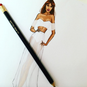 Fashion illustration course by la mode college