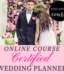 Wedding Planner Certification Course- Singapore