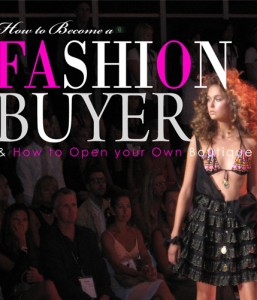 Certificate of Professional Fashion Buying Online Course