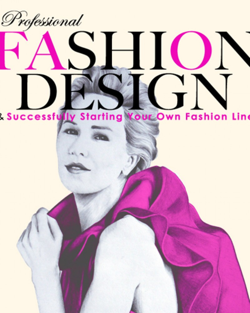 Learn designing clothes online