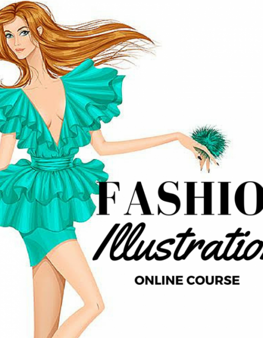 Digital Fashion Illustration Online Course