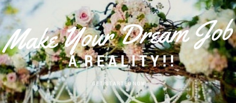 Make Your Dreams Reality Wedding Planning Course