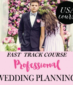 Certified Wedding Planning Online Course- USA