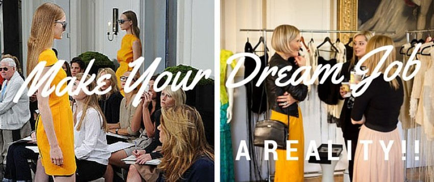 Fashion Buying Course -dream job in fashion buying