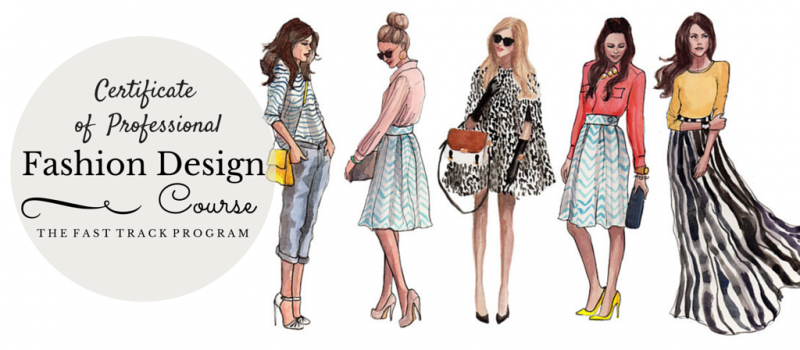 Course of fashion designing online