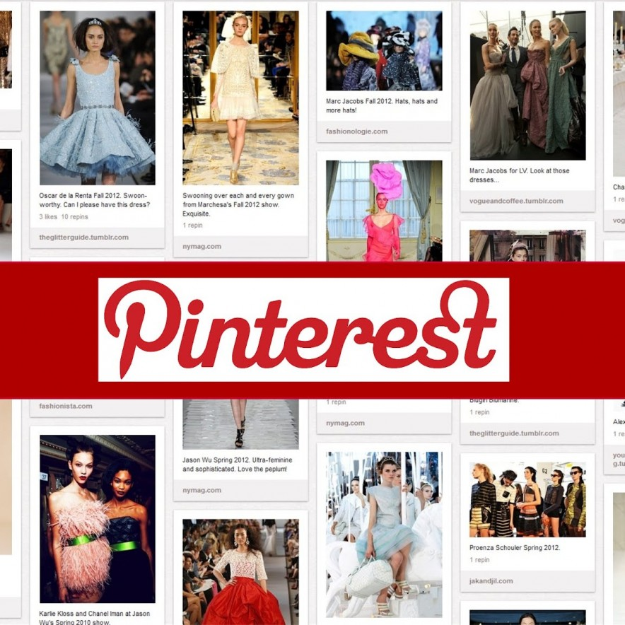 pinterest training for fashion label industry ecommerce stores