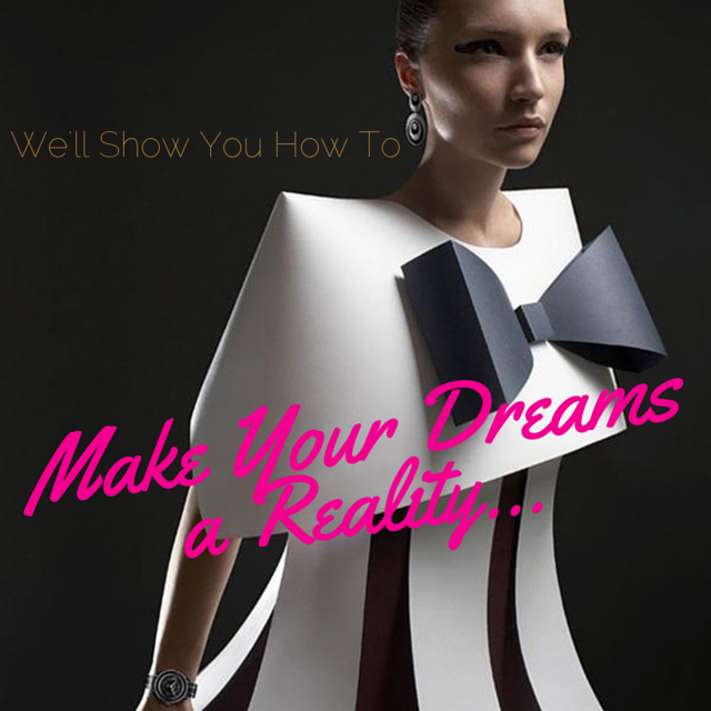 Make your dreams a reality with La Mode College Fashion Design Course