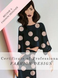 Home Study Fashion Design Course La Mode College